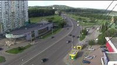 Новокузнецк: Кузнецкий мост