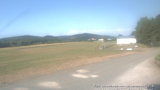 Webkamera Neubrücke: Flugplatz Hoppstädten-Weiersbach
