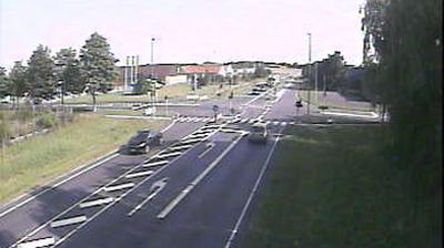 webcam Troelstrup › North: Vestre Ringvej − Lysholm Alle