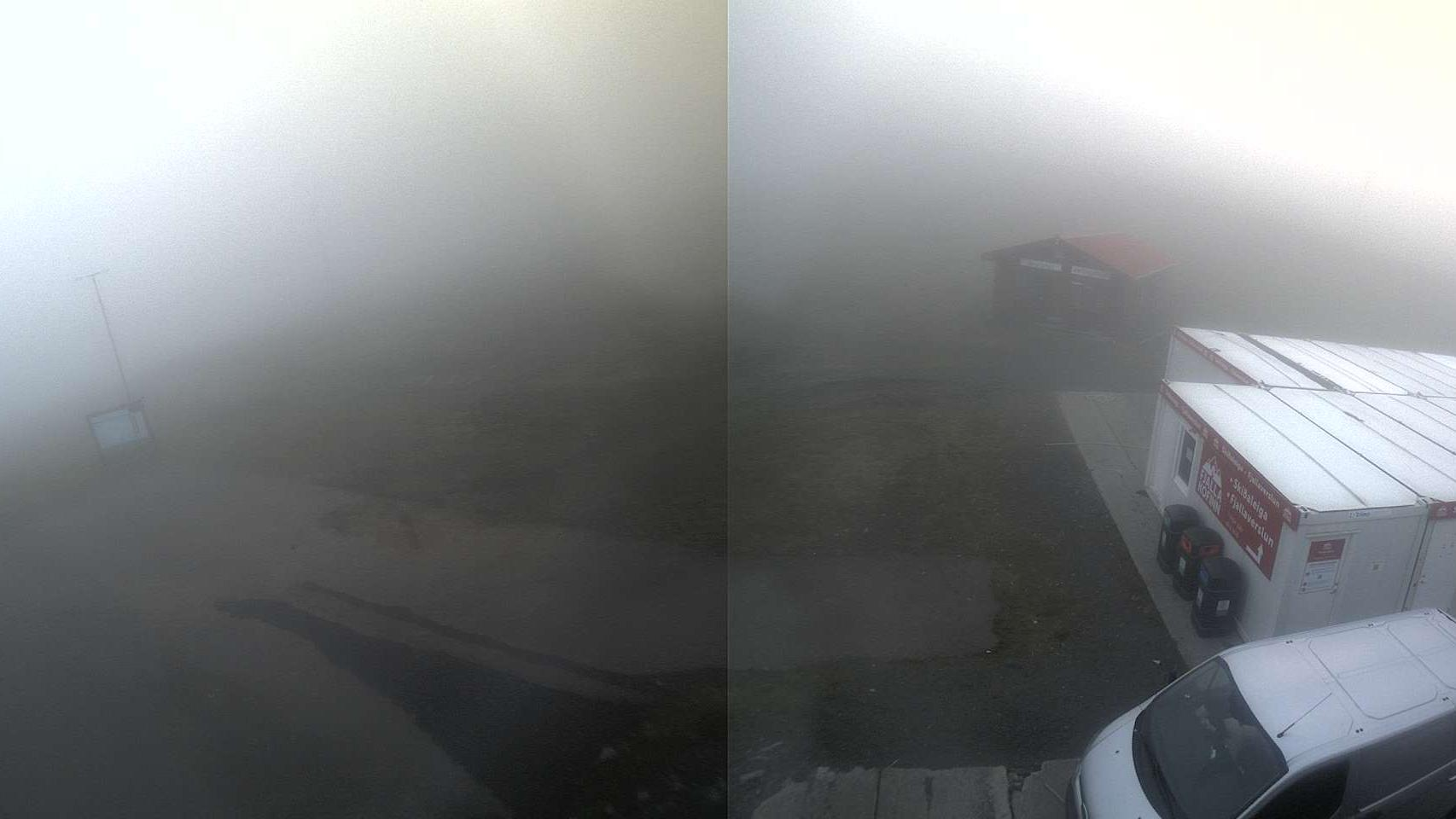 Webkamera Akureyri: Hlidarfjall Ski Resort