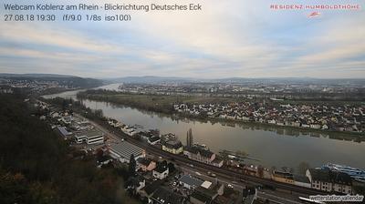 Webkamera Koblenz › South: Koblenz, Koblenz-Stadtmitte