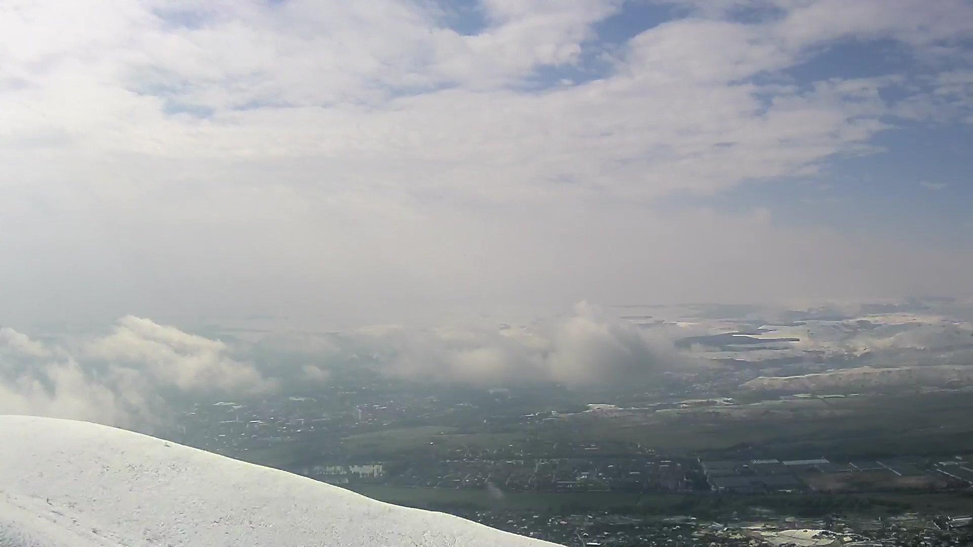 Webkamera Kislovodsk › South: Mount Elbrus