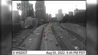 Seattle: I- at MP : Yesler Way - Aktuell