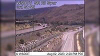 Wenatchee > South: SR  Spur at MP . - Actuelle