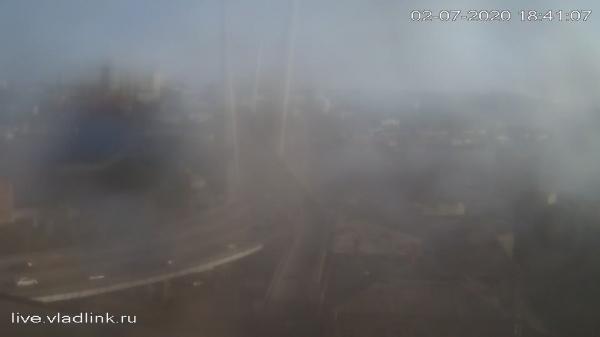 Webkamera Vladivostok: Золотой мост