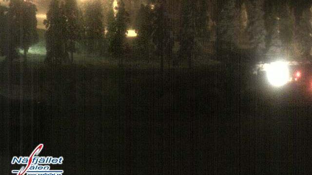 Webkamera Näsfjället: Nasfjallet