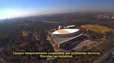 Vista de cámara web de luz diurna desde Chapultepec › South East: City