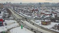 Chelyabinsk > South-East: Ulitsa Chaykovskogo - Prospekt Pobedy - El día