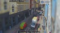 City of London: Curtain Rd - Old Street - Overdag