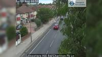 London: Shooters Hill Rd/Charlton Pk Ln - Actual