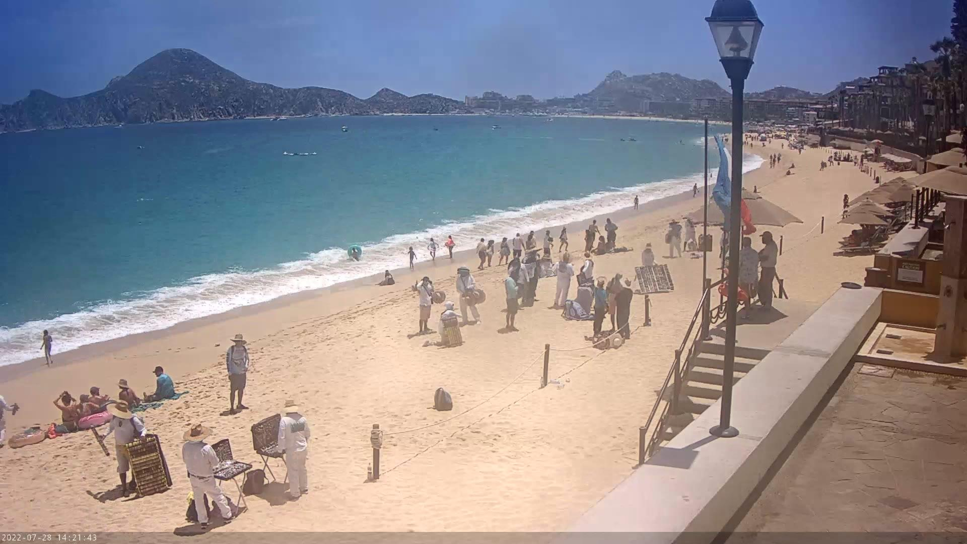 Webcam Cabo San Lucas: Villa del Palmar Beach Resort & Sp