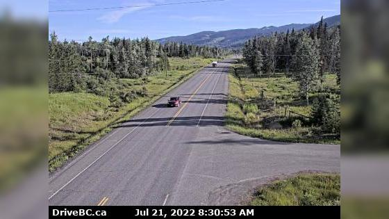 Webcam Barrett Lake › North-West: Hwy 16 at Anderson Road