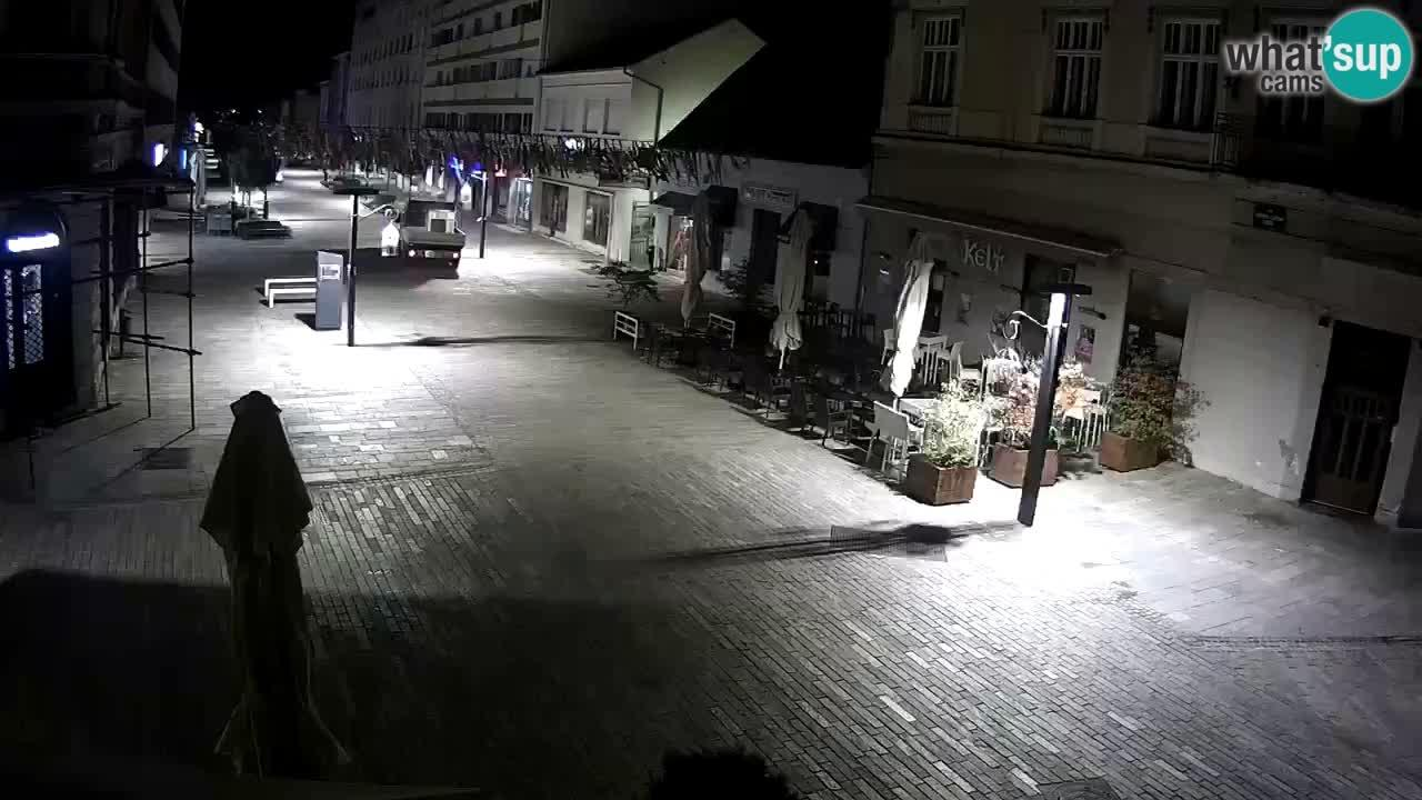 Webcam Sisak: Centar