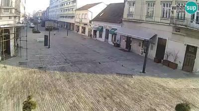Greda: Sisak - pedestrian zone