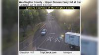 Durham: Washington County - Upper Boones Ferry Rd at Carman Dr - Recent
