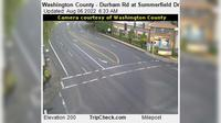 King City: Washington County - Durham Rd at Summerfield Dr - Recent