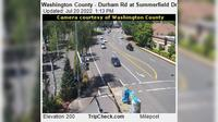 King City: Washington County - Durham Rd at Summerfield Dr - Jour