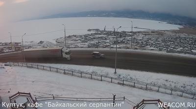 Култук - Иркутская область, Россия: пос.Култук, кафе Байкальский Серпантин