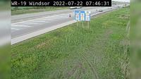 Windsor: Highway  near Concession Rd - Overdag