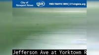 Newport News City: VA- - NN - Jefferson Ave @ Yorktown Rd - Jour