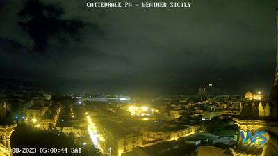 Palerme › Nord: Cattedrale di Palermo