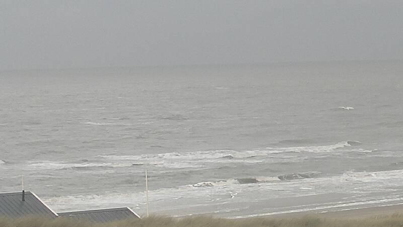 Webkamera Bergen aan Zee: North − Beachcam