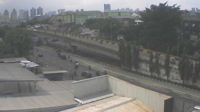Webcam Galur: Letjen Suprapto − Senen − Pusat
