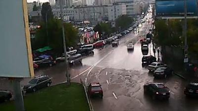 Webkamera Kiev: Kominterna street