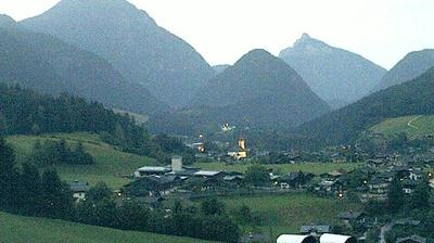 Thumbnail of Schneizlreuth webcam at 7:11, Aug 1