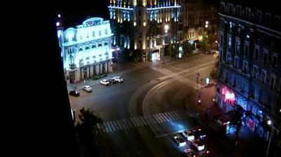 Webcam Kharkiv: площадь Розы Люксембург