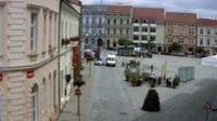 Znojmo: Horní náměstí - Dagtid