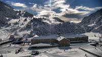 Queralbs: Hotel Vall de N�ria - Dagtid