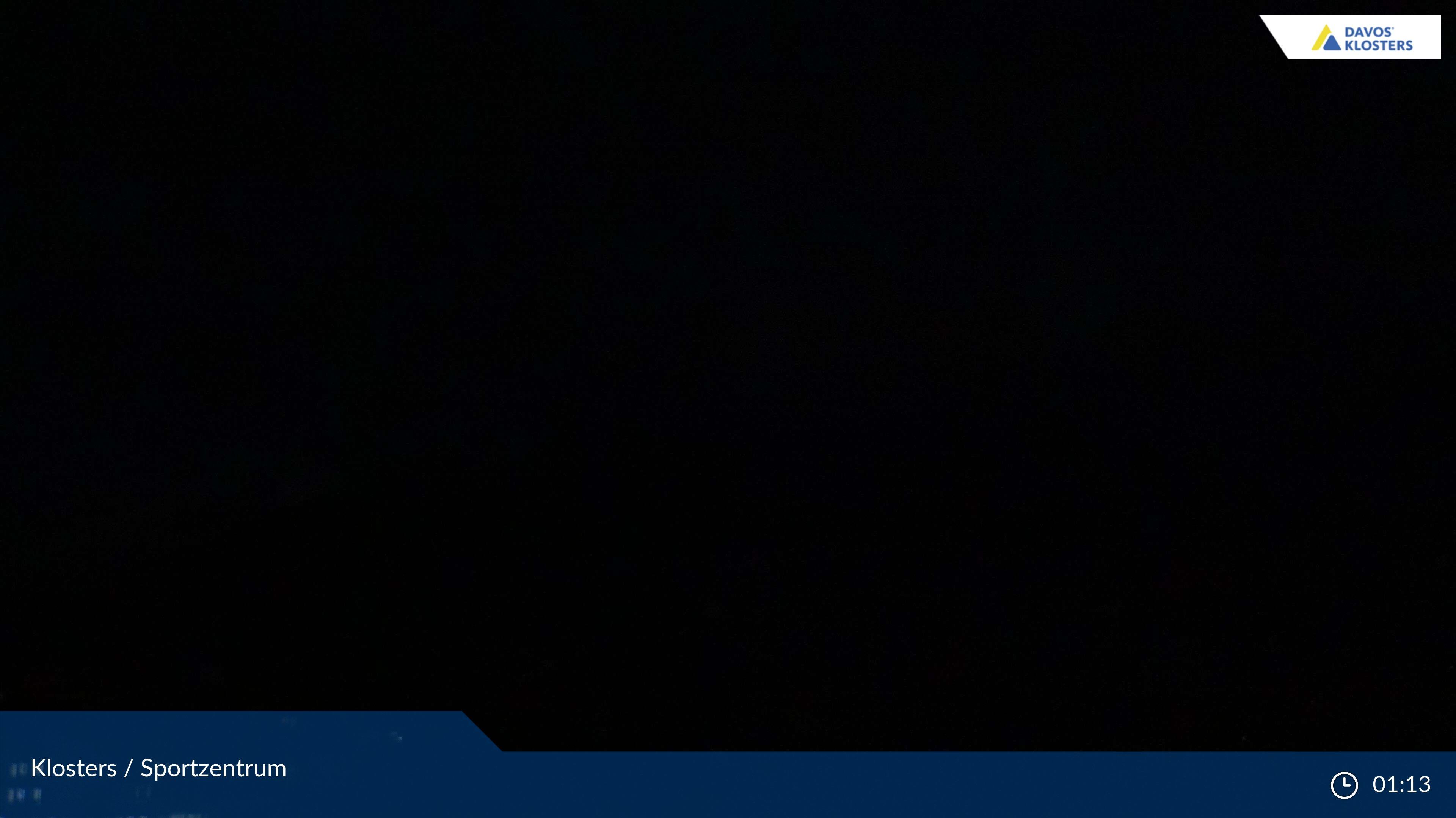 Klosters Dorf: Klosters - Sportzentrum Klosters, POI