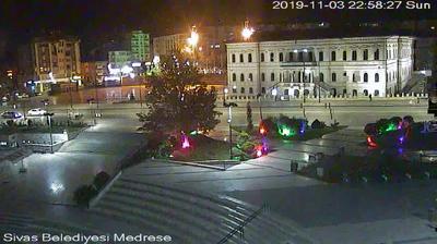 Webcam Sivas: Medreseler