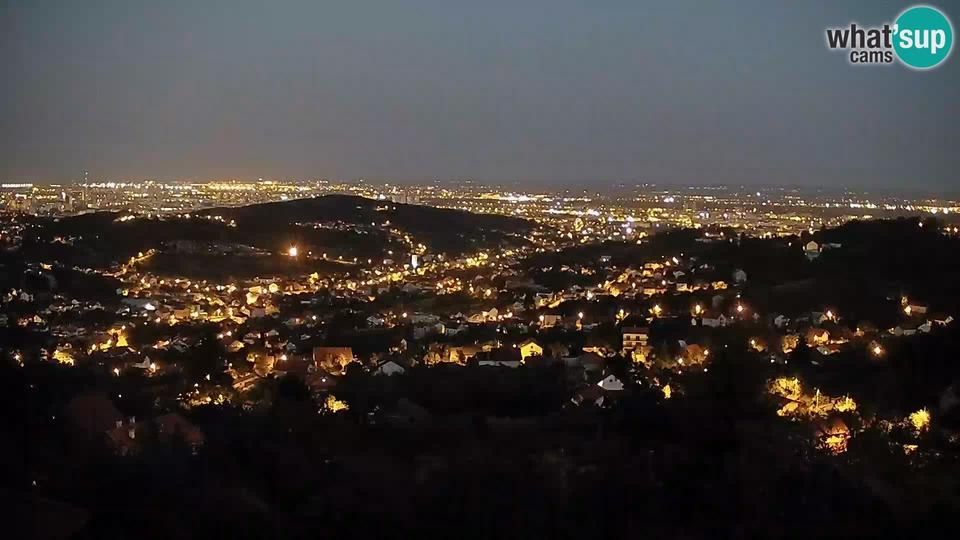 See Zagreb Panorama View Vrapce Live Webcam Weather Report In Zagreb City Of Zagreb Hr Seecam