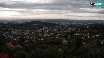 Zagreb: Panorama view, Vrapce