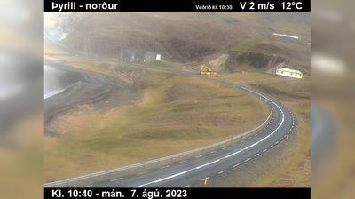 Gambar mini Webcam Grundartangi pada 10:05, Sep 22