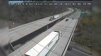 Port Jervis › East: I- at Exit - Day time