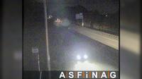 Niederalm: A, bei Anschlussstelle - S�d-Anif, Blickrichtung - Km , - Actuelle