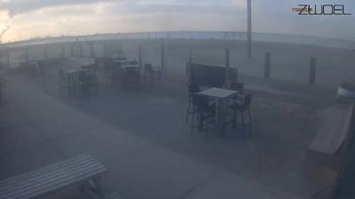 Webkamera Hoek van Holland: Hoek van − Meridionale − Strandc
