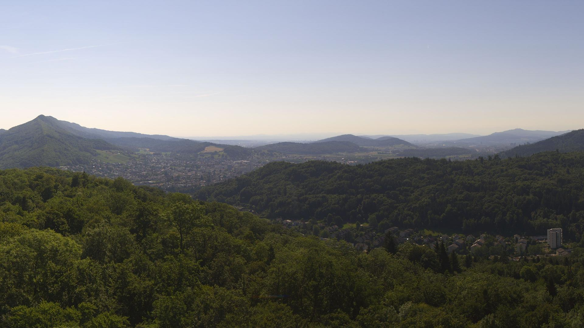 Webcam Baden