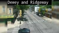 Rochester: Dewey Ave at Ridgeway Ave - Dagtid