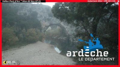 Labastide-de-Virac: L'oustaou sous les oliviers - Vallon-Pont-d'Arc - Ardèche