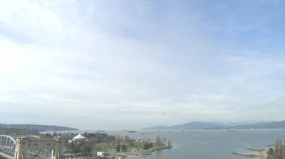 Vista actual o última desde Vancouver: English Bay