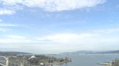 Vista de cámara web de luz diurna desde Vancouver: English Bay
