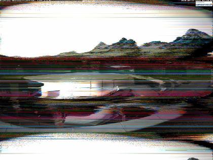 Arosa: Talstation Bergbahnen mit Blick Obersee - Tijerfluh