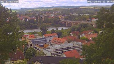 Daylight webcam view from Pirna