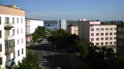 Webcam Severomorsk