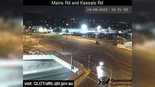 Webkamera Macgregor: Mains Road and Kessels Road (East)