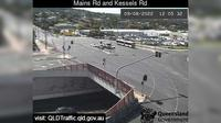 Brisbane City: Macgregor - Mains Road and Kessels Road (East) - Day time